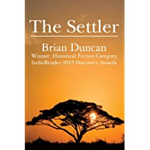 The Settler (The Lion and the Leopard Trilogy Book 1)