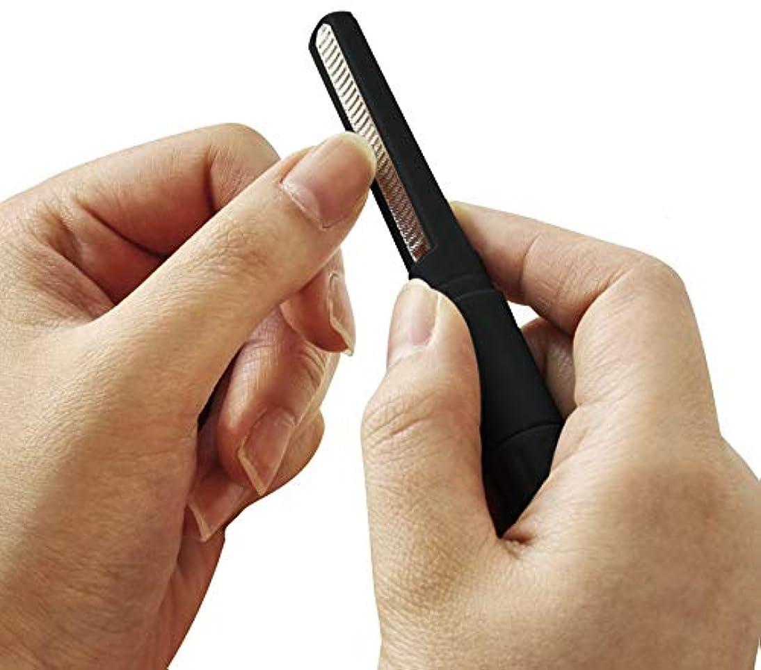 ツール付き添い人哲学博士切らない爪切り 爪王 日本製 爪カットから仕上げまでこれ1本!