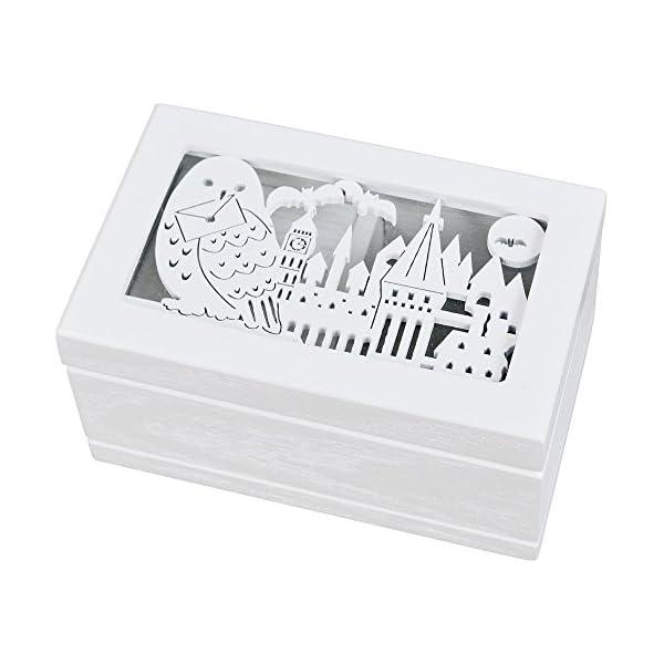 ヂャンティ商会 オルゴールボックスの紹介画像5