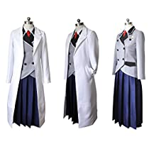 【ノーブランド品】1755下ネタという概念が存在しない退屈な世界 不破氷菓 コスプレ衣装(男性XL)