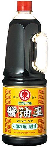 ヒガシマル 醤油王 1.8L