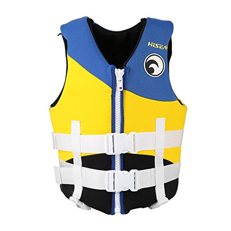 子ライフベスト、子供用ライフジャケット安全ベストSwim Buoyancy Aid
