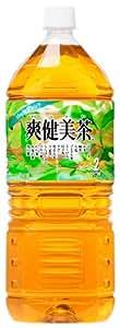 [2CS] コカ・コーラ 爽健美茶 (2L×6本)×2箱