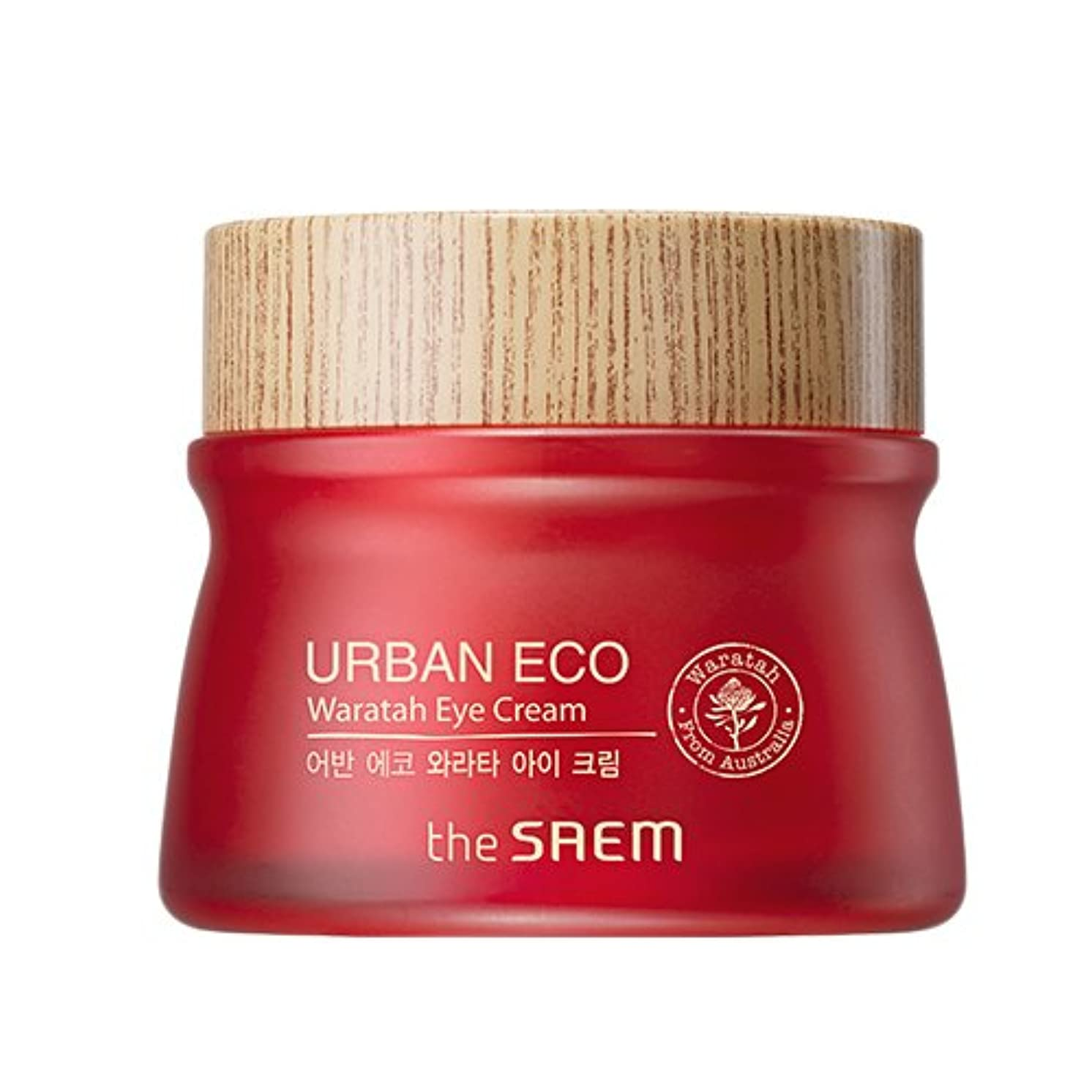 錫成功したモンキードセム アーバンエコワラターアイクリーム 30ml Urban Eco Waratah Eye Cream [並行輸入品]