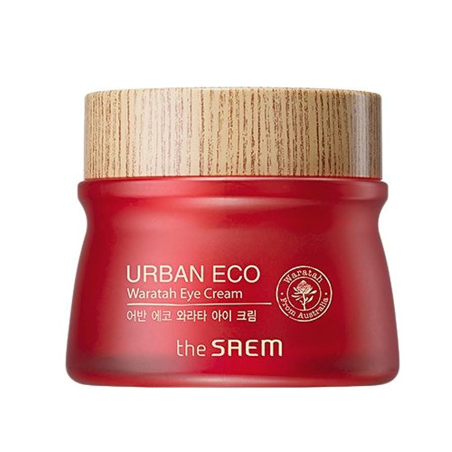 銀気体の寂しいドセム アーバンエコワラターアイクリーム 30ml Urban Eco Waratah Eye Cream [並行輸入品]