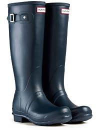 ハンター(Hunter) オリジナルトール Original Tall レインブーツ 長靴 レディース ロング [並行輸入品] レインシューズ ラバーブーツ 美脚ブーツ おしゃれ 雨 雪 防水