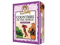 Educational Trivia Card Game - Professor Noggin's Countries of the World by Professor Noggin