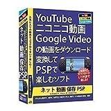 ネット 動画 保存 PSP