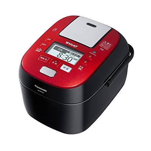 パナソニック 5.5合 炊飯器 圧力IH式 Wおどり炊き ル...