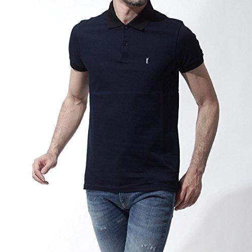 (サンローランパリ) SAINT LAURENT PARIS ポロシャツ [並行輸入品]