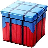 PUBG 折りたたみ式 支援物資 ボックス Lサイズ 箱 椅子 踏み台 イス チェア 収納 押入れ …