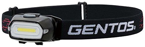GENTOS(ジェントス) COB LEDヘッドライト NRシリーズ ANSI規格準拠