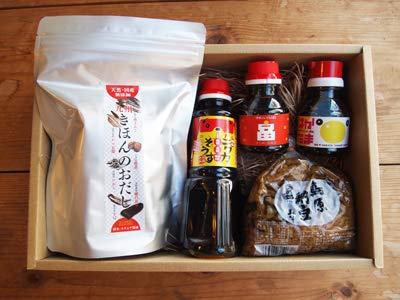 タケシゲ醤油 人気ものセット(5種入り)