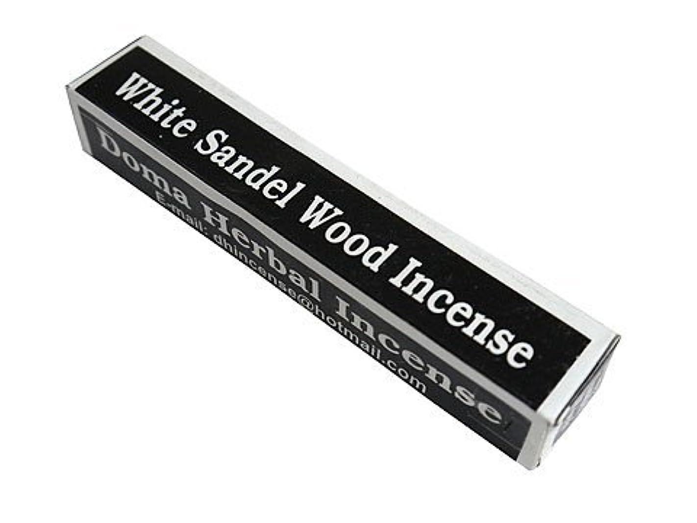 眉海軍バンドルドマハーバルインセンス Doma Herbal Incense【WhiteSandalWoodIncense ホワイトサンダルウッド】