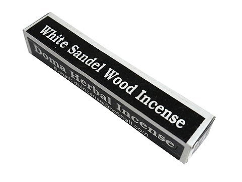 センチメンタルチャーター見積りドマハーバルインセンス Doma Herbal Incense【WhiteSandalWoodIncense ホワイトサンダルウッド】