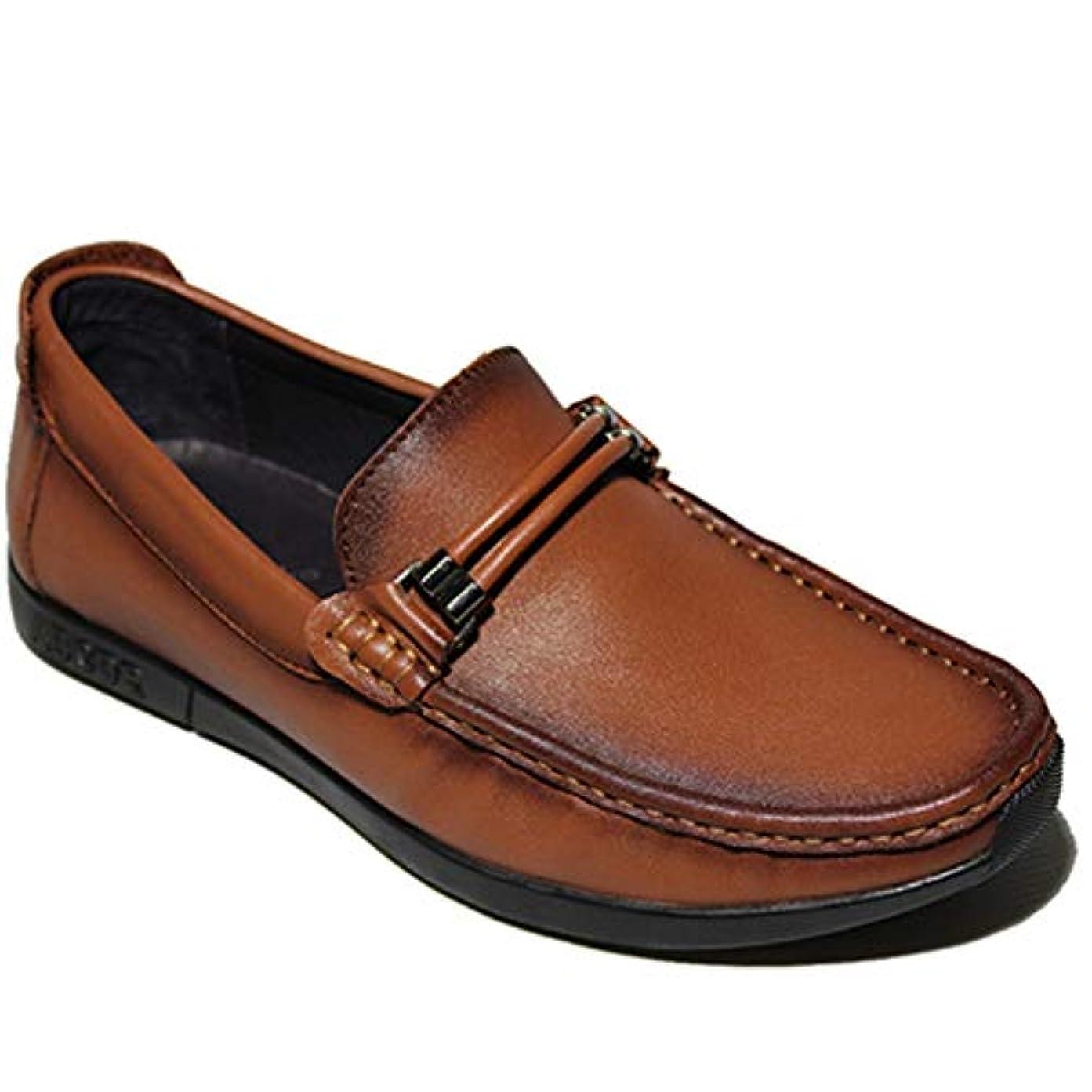スクラップ王室ドラマ本革 ドライビングシューズ メンズ ビジネスシューズ カジュアルシューズ 革靴 ローファー デッキシューズ レザー 革 モカシン メンズシューズ 靴 メンズ スニーカー 屈曲性 おしゃれ