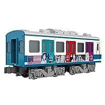 Bトレインショーティー 伊豆箱根鉄道3000系 ラブライブ!サンシャイン!! ラッピング電車3 3001号車 (先頭車1両入り) プラモデル