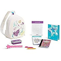 American Girl - Doodle Backpack Set - Truly Me 2015 by American Girl