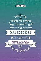 O melhor livro de quebra-cabeças de Sudoku para Germana