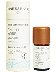 フィネッサンス (FINESSENCE) オーガニックエッセンシャルオイル ブラックスプルース 5ml