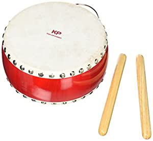 Kids Percussion キッズパーカッション キッズわだいこ レッド KP-390/JD/RE