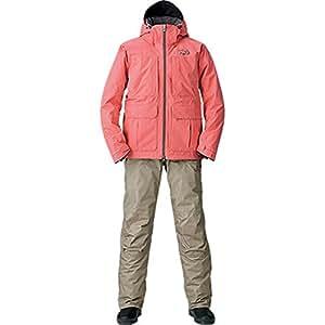 ダイワ  レインマックス ウィンター スーツ DW-3104 フェザーピンク L