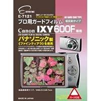 エツミ プロ用ガードフィルム キヤノン IXY600F 専用 E-7121 エツミ [簡易パッケージ品]