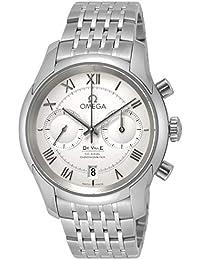 [オメガ]OMEGA 腕時計 デ・ビル シルバー文字盤 コーアクシャル自動巻 431.10.42.51.02.001 メンズ 【並行輸入品】