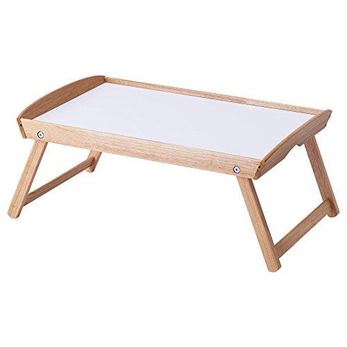 IKEA(イケア)DJURA ベッドトレイ, ゴムノキ 50287274