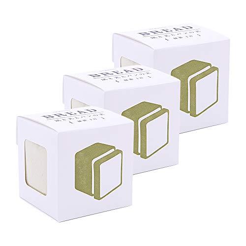 オーガニックパンミックス粉 抹茶 ×3箱