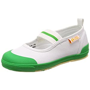 [キャロット] 上履き バレー 4大機能 足育 足に優しい ゆったり 抗菌防臭 CR ST11 キッズ