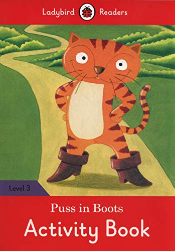 Puss in Boots activity book - ...
