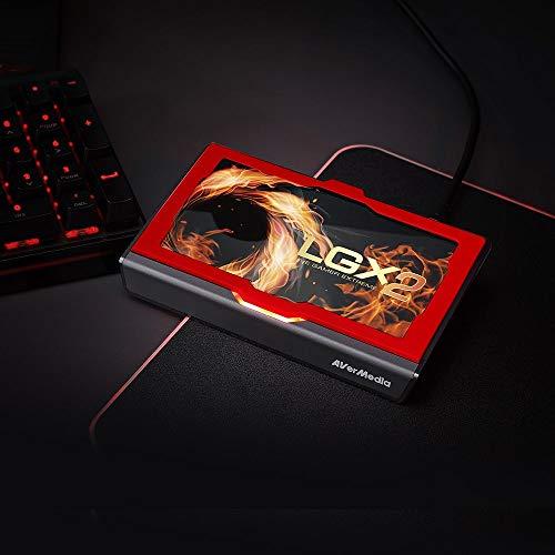 AVerMedia Live Gamer EXTREME 2 GC551 4Kパススルー対応 ゲームキャプチャーボックス Full HD 1080p 60fps...