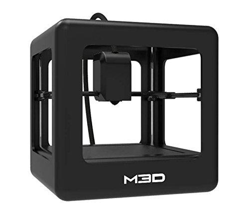 The Micro Plus(ザ・マイクロ プラス) 3Dプリンター コンパクトサイズ PLAフィラメント1本付(ブラック)