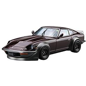 青島文化教材社 1/24 ザ・モデルカーシリーズ No.30 ニッサン S30フェアレディZ エアロカスタム 1975年 プラモデル