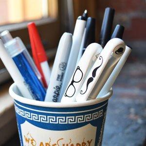これ1本で7年もつ!究極にエコなボールペン・セブンイヤーボールペン