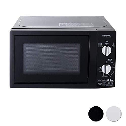 アイリスオーヤマ オーブンレンジ 15L ブラック MO-T1501-B B07MTH7DM6 1枚目