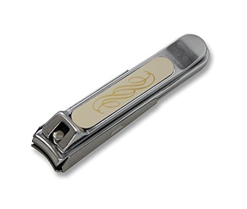 ソファーワークショップ有効化KD-014 関の刃物 ニューチラーヌ爪切 中 ゴールド