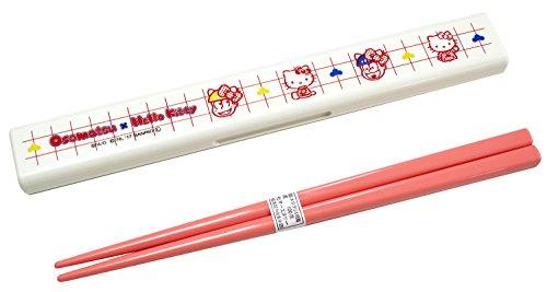 オーエスケー おそ松さん x Sanrio Characters 箸セット 19.5cm レッド(おそ松 x ハローキティ) HS-12の詳細を見る
