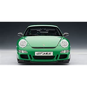 AUTOart 1/12 ポルシェ 911 (997) GT3 RS (グリーン・ブラック)