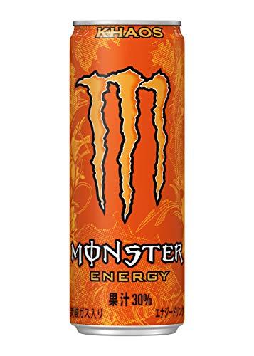 モンスターカオス オレンジ 缶 355ml×24本