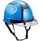 TOYO ヘルメット ヴェンティー ロイヤルブルー/スモーク No.390F-OTSS 高機能ヘルメット
