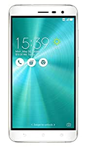 ASUS エイスース ZenFone 3 ホワイト ZE520KL (SIMフリー 3GB 32GB) [並行輸入品]