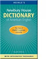Heinle's Newbury House Dictionary of American English, 4/e Hardcover with CDROM (1232 pp)