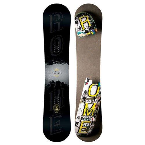 ROME SDS(ローム) スノーボード 板 SHANK ロッカー フリーラン パーク メンズ 148サイズ shank-148