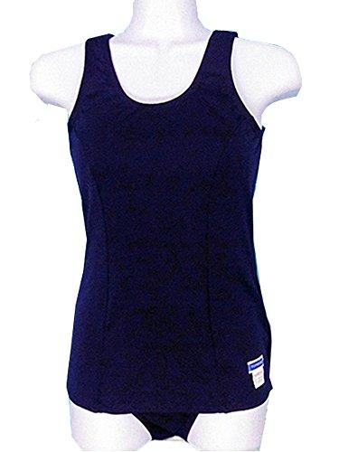 トンボ 女子スカート付きスクール水着(旧タイプ・裾切り替えタイプ) LLサイズ