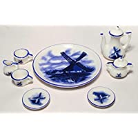 Mini Porcelain Teaセットby Treasure