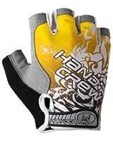 サイクリンググローブ サイクルグローブ 正規品 3D立体 自転車 ハーフ GEL入り HANDCREW(ハンドクルー) 男女14色 各サイズ オープンタイプ 12SS-8-2&SS-26&SS-27&SS-28