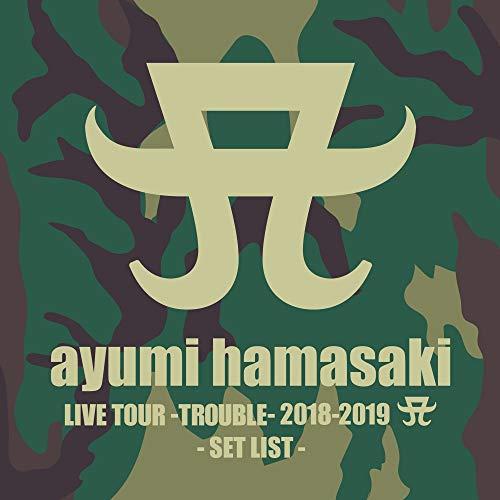 ayumi hamasaki LIVE TOUR -TROU...