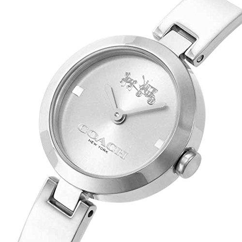 (コーチ) COACH コーチ 時計 レディース COACH 14502043 AVERY アベリー ブレスレット 腕時計 ウォッチ シルバー[並行輸入品]